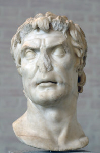 Lucio Silla bust