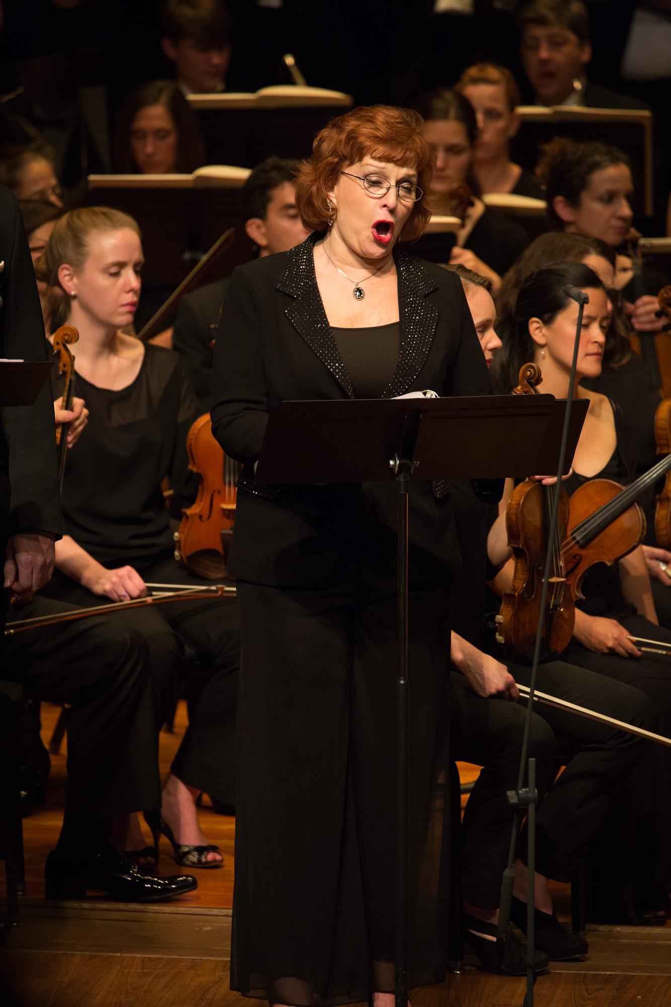 Irina Mishura Photo by Kathy Wittman