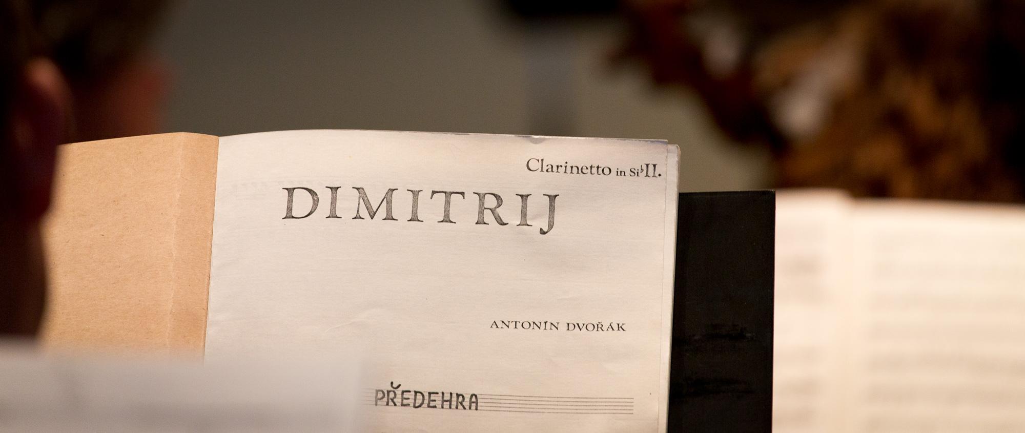Orchestra rehearsals begin