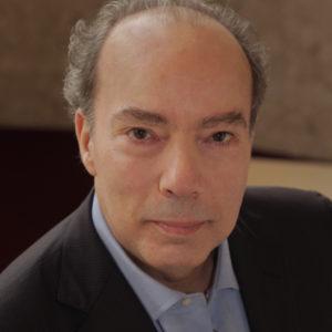 A photograph of baritone James Maddalena