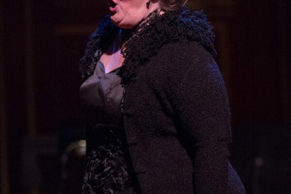 Claudia Waite. Photo by Kathy Wittman